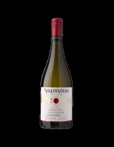 Vinos Valley Selection Gran Reserva Chardonnay Marca Valdivieso