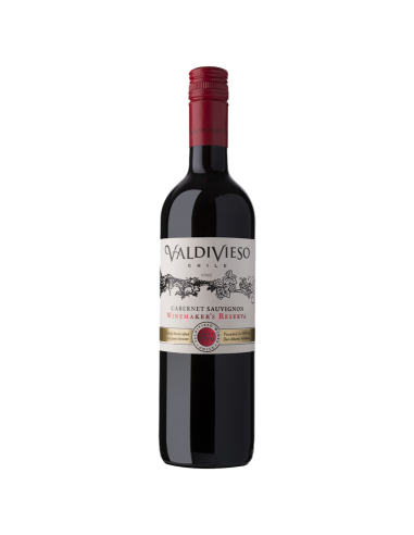 Vinos Winemaker Cabernet Sauvignon Marca Valdivieso