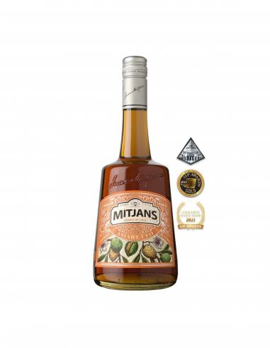 Licores y Destilados Licor de Amaretto Marca Mitjans