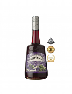 Licores y Destilados Licor de Cassis Marca Mitjans