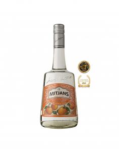 Licores y Destilados Licor de Triple Sec Marca Mitjans