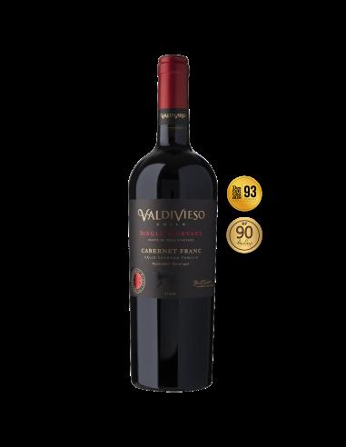 Vinos Single Vineyard Cabernet Franc Marca Valdivieso
