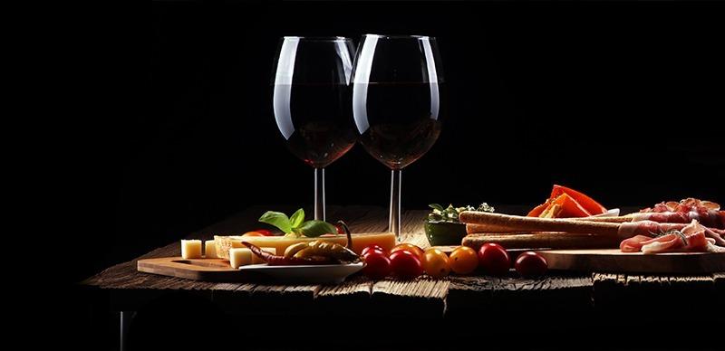 El maridaje perfecto para cada vino Caballo Loco